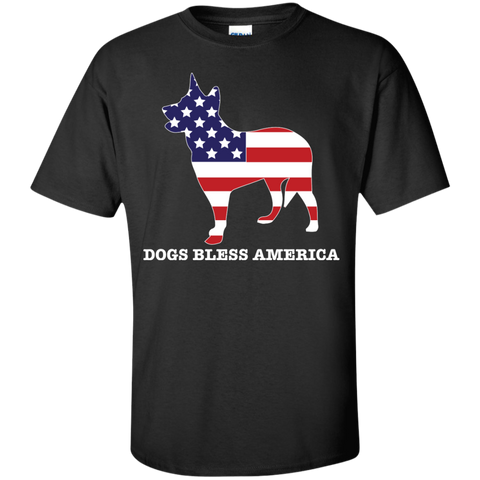 Australian Cattle Dogs Bless America