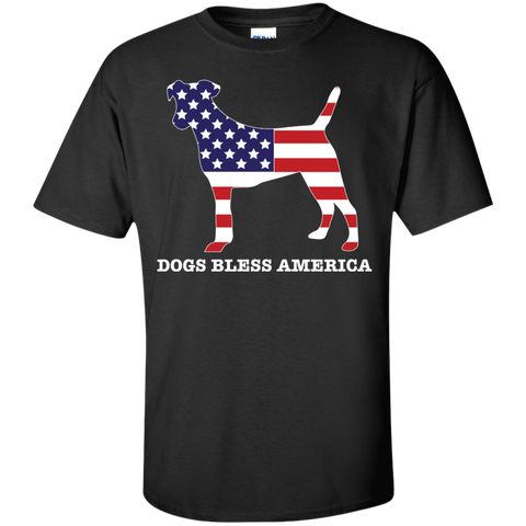 * Jack Russells Bless America