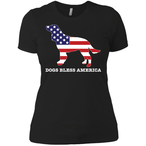* American Water Spaniels Bless America