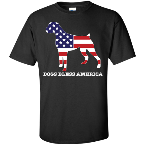 * Boxers Bless America - Floppy Ears