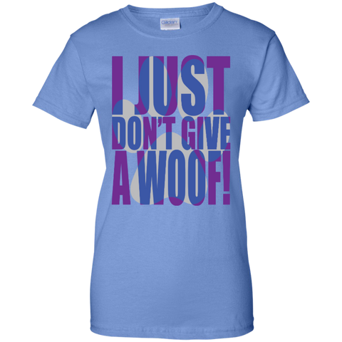 Give a Woof - Woman's Shirts