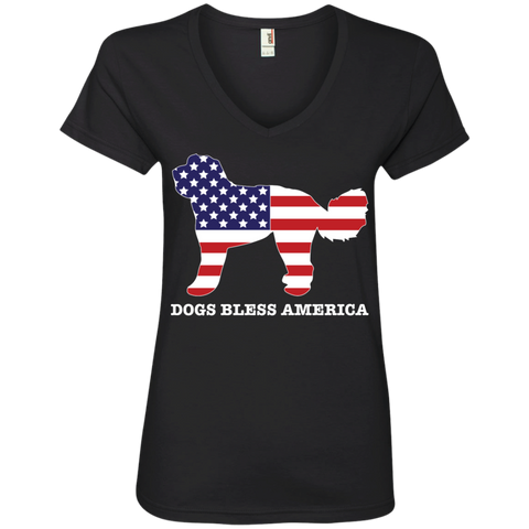 * Doodle Dogs Bless America
