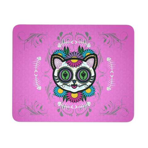 *Sugar Skull Mouse Pads
