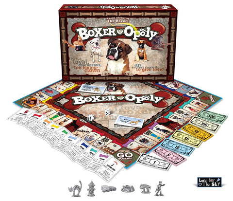 ** BOXER-OPOLY