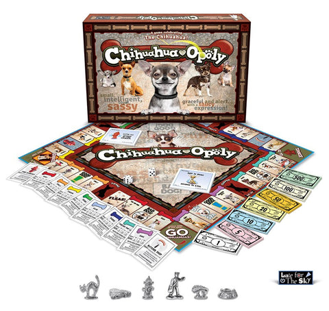 ** CHIHUAHUA-OPOLY