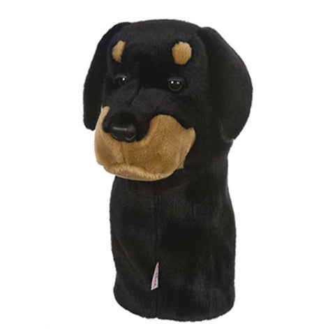 **Rottweiler Golf Head Covers