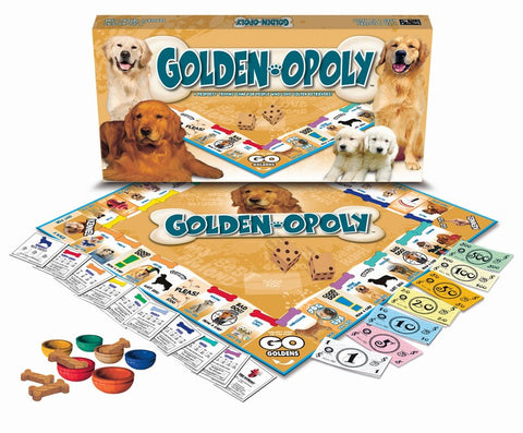 *GOLDEN-OPOLY