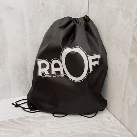 RAOF Athletic Bag