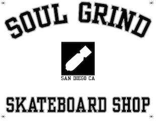 Soul Grind Gift CERTIFICATE- REDEEMABLE IN STORE ONLY
