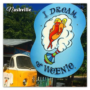 Nashville Photo Magnets | Dream Hot Dogs