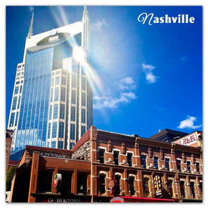 Nashville Picture Magnet | Batman Shines on Broadway