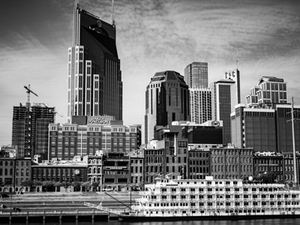 Nashville Photo | Black and White Nashville