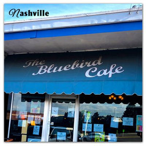 Nashville Fridge Magnet | Blue Bird Cafe