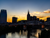 Nashville Photo Magnet | Glow Over Nashville