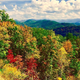 Nashville Picture Magnets | Colorful Mountians