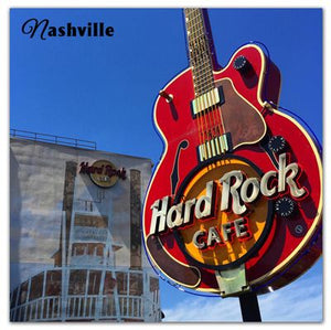 Nashville Photo Magnets | Hard Rock Nashville