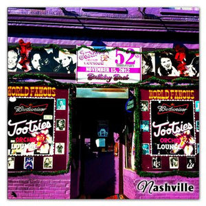 Nashville Picture Magnets | Tootsies