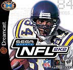 Dreamcast NFL 2K2 (Game Disc Only) [E]