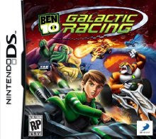 Nintendo DS Ben 10 Galactic Racing Cartridge Only [E10]