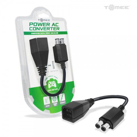 Xbox 360 AC Adapter Converter Cable for Xbox 360 Slim - NEW