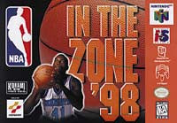 NINTENDO 64 NBA In The Zone 98 Cartridge Only [E]