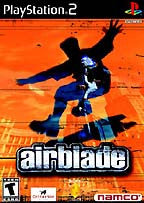 PlayStation 2 Airblade (Game Disc Only)