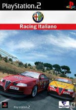PlayStation 2 Alfa Romeo Racing Italiano (Game Disc Only) [E]