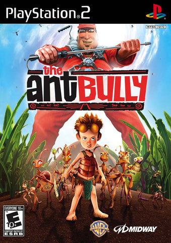 PlayStation 2 Ant Bully (Game Disc Only)