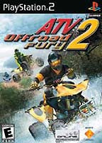 PlayStation 2 ATV Off Road Fury 2 (Game Disc Only) [E]