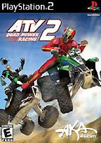 PlayStation 2 ATV Quad Power Racing 2 (Game Disc Only) [E]