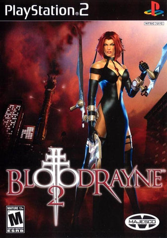 PlayStation 2 Bloodrayne 2 (Game Disc Only)