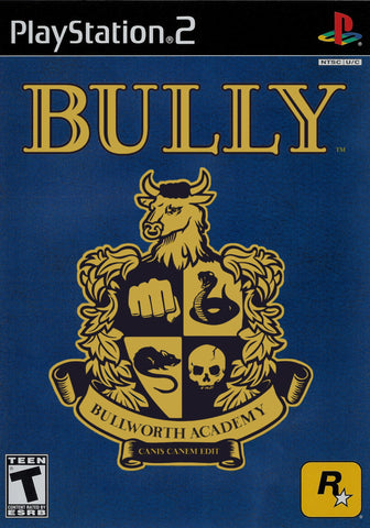 PlayStation 2 Bully (Game Disc Only) [M]