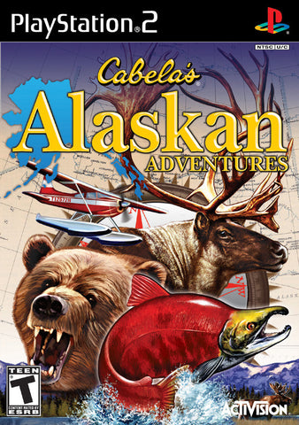 PlayStation 2 Cabelas Alaskan Adventures (Game Disc Only) [T]