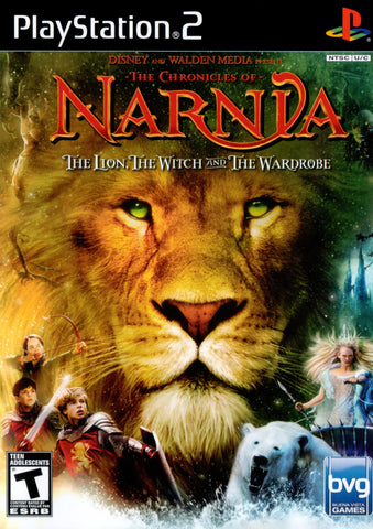 PlayStation 2 Narnia Lion the Witch & the Wardrobe (Game Disc Only) [T]