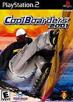 PlayStation 2 Coolboarders 2001 (Game Disc Only)