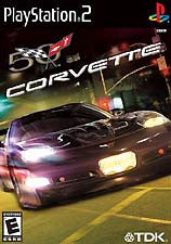 PlayStation 2 Corvette (Game Disc Only) [E]