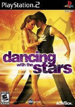 PlayStation 2 Dancing With the Stars (Game Disc Only) [E10]