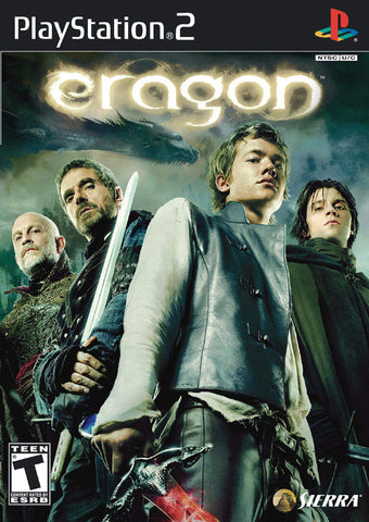 PlayStation 2 Eragon (Game Disc Only) [T]