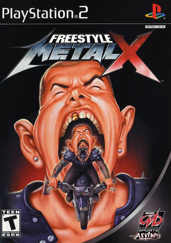 PlayStation 2 Freestyle Metal X (Game Disc Only)