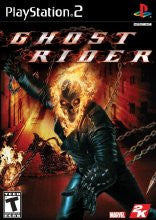 PlayStation 2 Ghost Rider (Game Disc Only) [T]