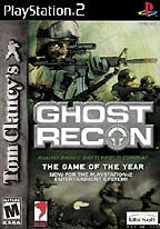 PlayStation 2 Ghost Recon Used [M]