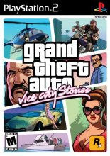 PlayStation 2 Grand Theft Auto Vice City Stories (Game Disc Only)