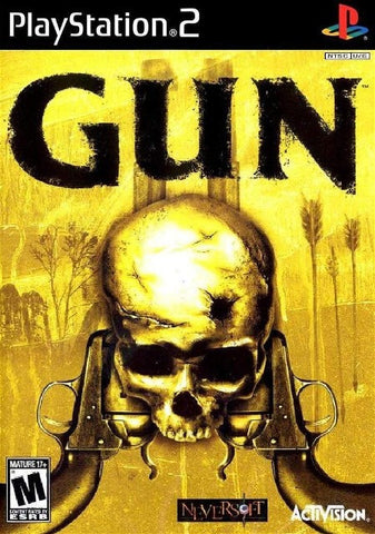 PlayStation 2 Gun (Game Disc Only) [M]