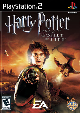 PlayStation 2 Harry Potter Goblet of Fire (Game Disc Only) [E10]