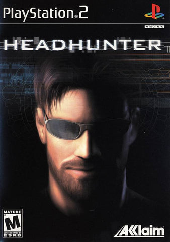 PlayStation 2 Headhunter (Game Disc Only) [M]