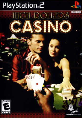 PlayStation 2 High Rollers Casino (Game Disc Only) [E]