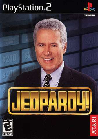 PlayStation 2 Jeopardy (Game Disc Only) [E]