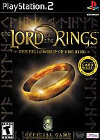 PlayStation 2 Lord of the Rings Fellowship of Ring (Game Disc Only)