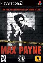 PlayStation 2 Max Payne (Game Disc Only)