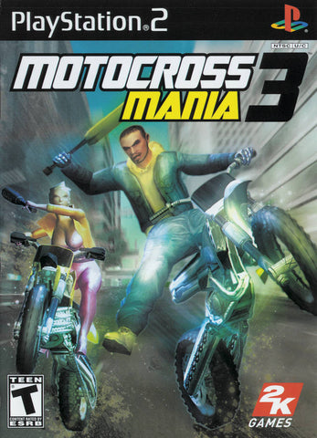PlayStation 2 Motocross Mania 3 Used [T]